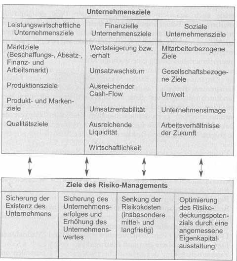 Die strategische Dimension des Risiko-Managements 1