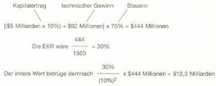 Das Unternehmen Gieco in 1996 - Warren Buffett9